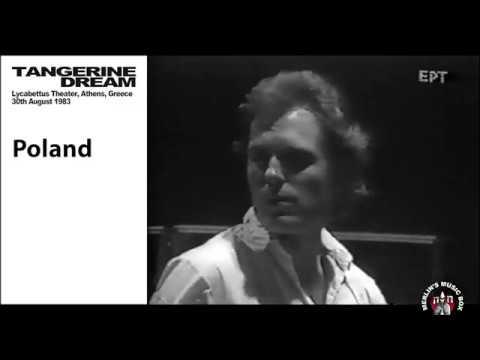 Tangerine Dream - Live (Full TV Broadcast) @ Lycabettus, Athens Greece 30/08/1983