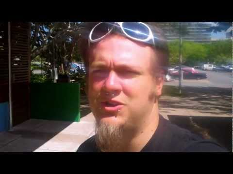 Backpacking with Andrew and Andrew  Airlie Beach and Cairns Australia