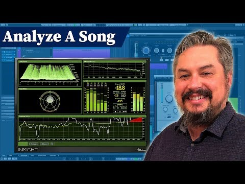 How to Analyze a Song Part 1 - Mixing Tutorial