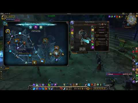 WoW PTR 7.3 Frost DK Obli/RA & IT Build Guide