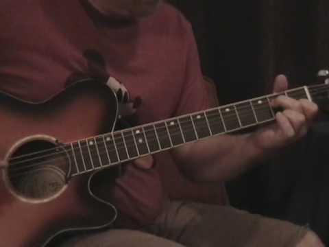 needtobreathe - Lay 'Em Down - guitar cover