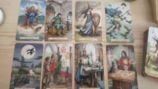 AQUARIUS NOVEMBER 2018 - tarot Reading