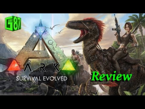 ARK Survival Evolved PS4 Review (standard ps4)
