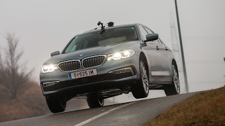 BMW 520d xDrive Tracktest