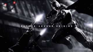 Batman: Arkham Origins - Title Screen Music