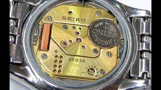 グランドセイコー Cal 9F クオーツプロジェクト Grand Seiko Cal 9F83A thumbnail