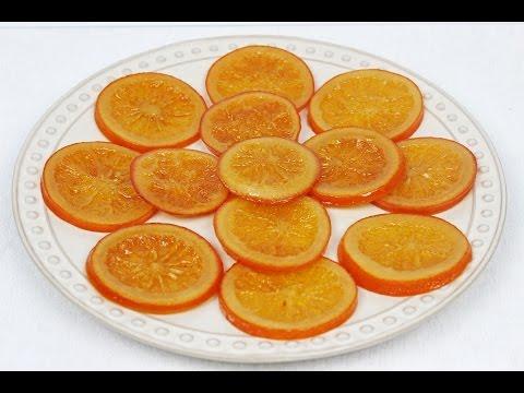 Caramelized Oranges | Candied Orange Slices