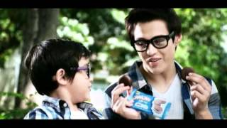 Lemon Square Choo Choo Cake Pies Commercial