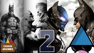 Evening the Odds | Batman: Arkham Knight | Stream 2