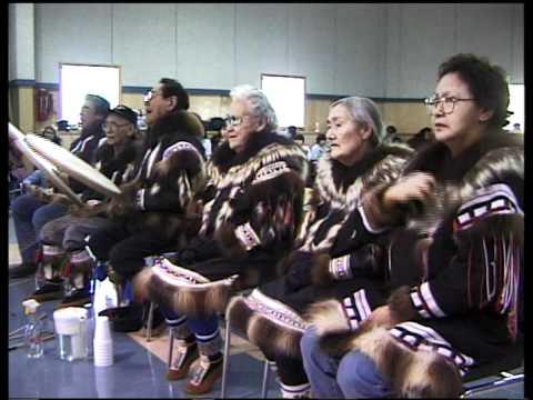 98 12 TAMAPTA Tuktoyaktuk Fur Fashion Show at Kiti Hall