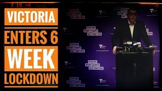 Victoria Returns To 6 Week Lockdown
