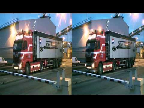 Stam transport Sprang Capelle deel 1 ,2012 in 3D