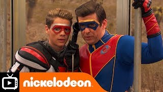 Henry Danger | The Secret Phone Line | Nickelodeon UK
