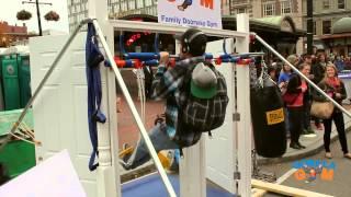 Gorilla Gym - Family Doorway Gym