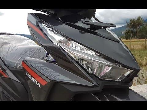 All New Honda Vario 125 Terbaru 2018 Warna Titanium Black Youtube