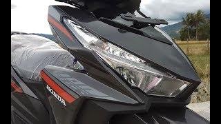 All New Honda Vario 125 Terbaru 2018 Warna Titanium Black