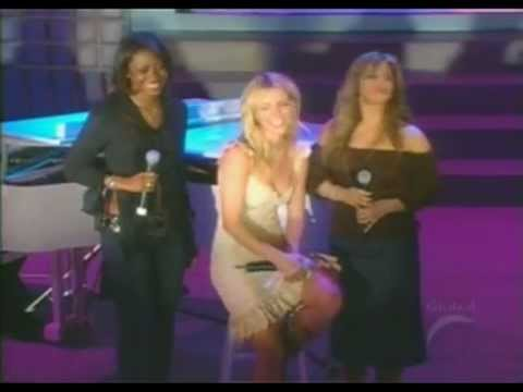 """Britney Spears - I'm Not A Girl, Not Yet A Woman (Live Vocals) """"Oprah Show"""" 04.02.2002"""
