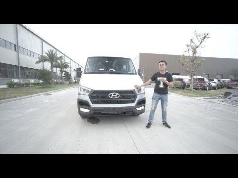 3c44503bf4 Tìm hiểu nhanh Hyundai Solati - đối thủ Ford Transit giá hơn 1 tỷ vừa ra  mắt