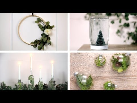 Lance Houston - DIY Some Winter Wonderland Decor for Your Home