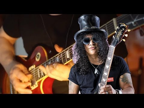 3 SOLOS FANTÁSTICOS DO SLASH – Guns N' Roses – por Fabio Lima