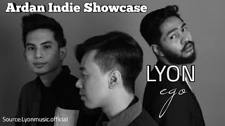 Gambar cover LYON - Ego |  Live Bandung |