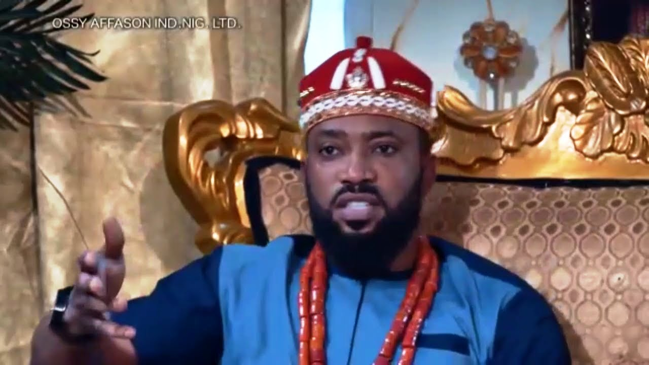 BATTLE OF ROYALTY (OFFICIAL TRAILER) - 2021 LATEST NIGERIAN NOLLYWOOD MOVIES