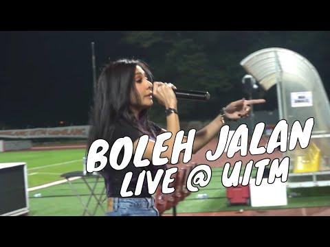 ZIZI KIRANA - Boleh Jalan (Live @ UiTM)