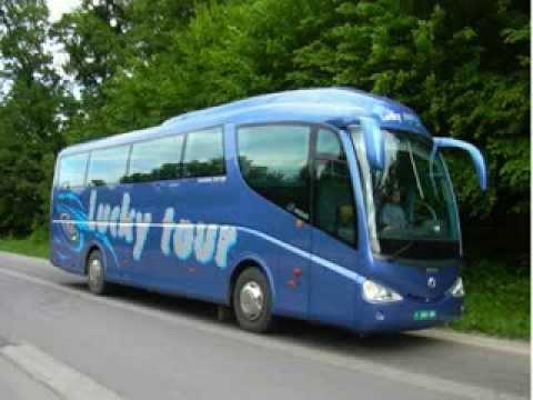 LUCKY TOUR - TRANSPORT PERSOANE SI COLETE ROMANIA-ITALIA