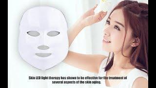 FQLED Photo Rejuvenation Light led Facial Mask