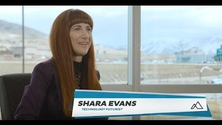 Futurist Shara Evans | Three Megatrends in Banking Technology