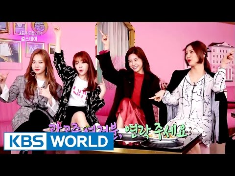 Star Interview : Girl's Day [Entertainment Weekly / 2017.03.27]