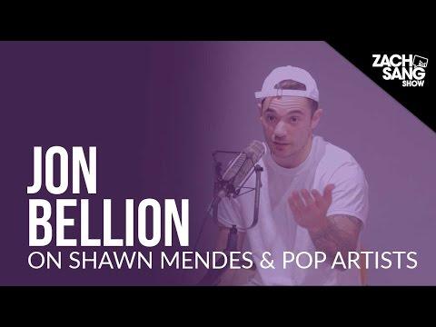 Jon Bellion On Shawn Mendes & Pop Artist...