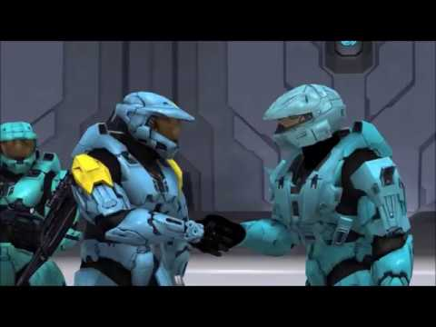 101  Agent Washington : In The End Red vs Blue Tribute