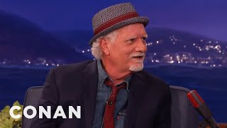 Bill Kreutzmann On The Grateful Dead's Acid-Soaked Playboy Show  - CONAN on TBS