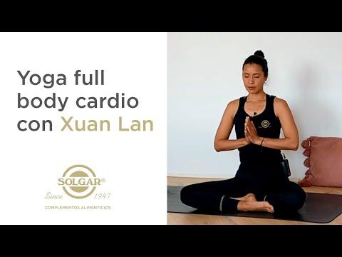 XUAN LAN   Yoga Full Body Cardio En Casa