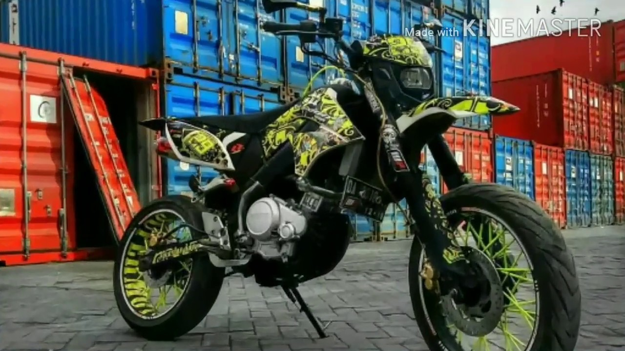 All New Yamaha Vixion Modifikasi 2018 YouTube