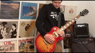 Guns N'Roses - Sweet Child O'Mine Guitar Cover (With Tabs)