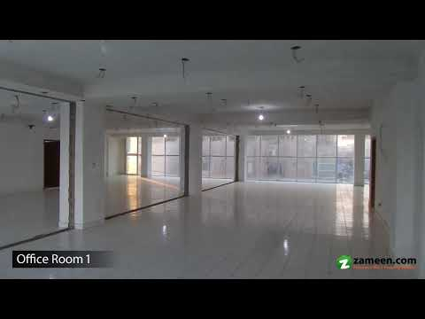 1ST FLOOR OFFICE IS AVAILABLE FOR SALE AT DHA PHASE 5 KARACHI