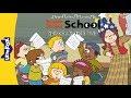 South Street School 6   Field Trip   School   Little Fox   Animated Stories for Kids
