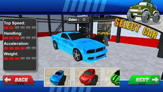 Best Car Parking Stunt 2018 Challenge FHD Gameplay-Android Gameplay-Standard Games