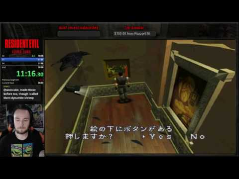 Biohazard - PC - Glitchless Chris Any% - 36:32
