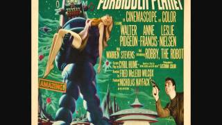 Louis & Bebe Barron - Forbidden Planet : Main Titles Overture