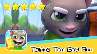 Talking Tom Gold Run - Outfit7 Limited - Walkthrough Super Classic Game Recommend index five stars