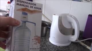 Распределитель воды  РУЧНОЙ Q MAX(насос)