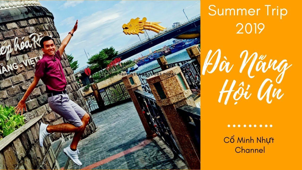 Vlog du lịch Đà Nẵng – Hội An – Huế   Mùa hè của tôi cùng hội bạn thân