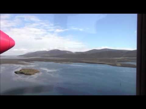 Falkland Islands - Island Hopping FIGAS dometic flight