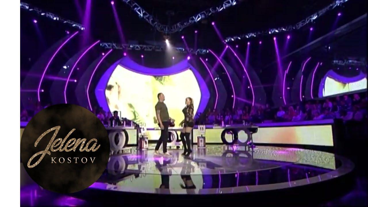 Jelena Kostov i Amar Gile - Ponekad - Zvezde Granda Specijal - (TV Prva 2019)