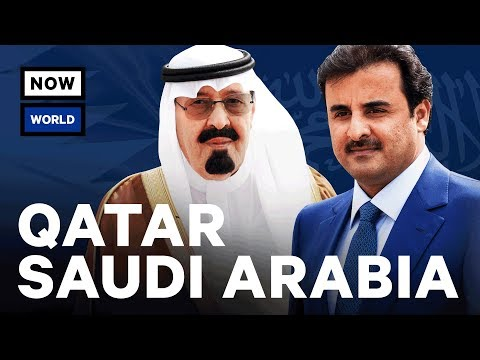 Saudi Arabia and Qatar's Complicated Relationship | NowThis World