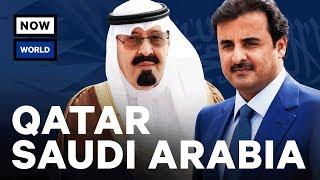 Saudi Arabia and Qatar