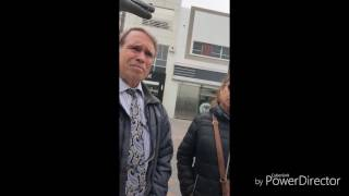 Woman put in her place by a JW elder